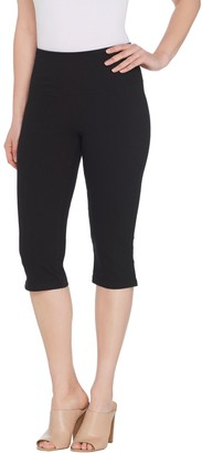 Women with Control Regular Tummy Control Prime Stretch Pedal Pushers