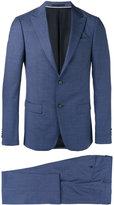 Z Zegna peaked lapel two-piece suit