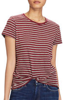 Polo Ralph Lauren Striped Cotton Crewneck Tee