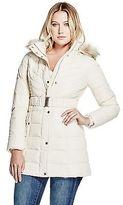 GUESS Women's Karissa Puffer Coat