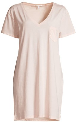 Skin Every-Wear in Comfort Skye V-neck Sleepshirt