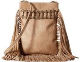 Leather Rock CE36 Cross Body Handbags