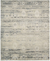 """Nourison Dune DUN04 Mineral 9'9"""" x 13'9"""" Hand-Knotted Rug"""