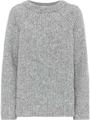 Helmut Lang Wool and alpaca blend sweater