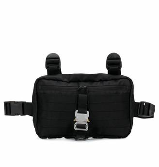 Alyx Black Utility Chest Bag