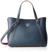 Tommy Hilfiger Women's Fashion Novelty SC Bag,15 x 36 cmX33CM (b x h x t)