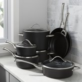 Crate & Barrel Calphalon Contemporary TM Non-Stick 12-Piece Cookware Set with Double Bonus