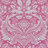 Graham & Brown Wallpaper Sample - Desire Pink