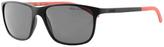 Polo Ralph Lauren Player Sunglasses Black