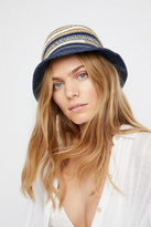 Womens ARTISAN BUCKET HAT