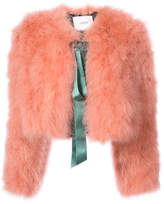 Erdem cropped jacket