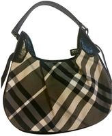 Burberry Canvas Handbag