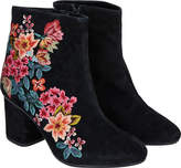 Monsoon Elsa Embroidered Boots