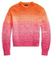 Ralph Lauren Ombre Wool-Blend Jumper