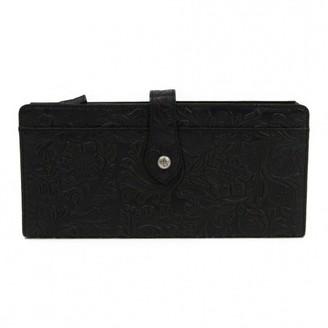 Ralph Lauren Black Leather Clutch bags