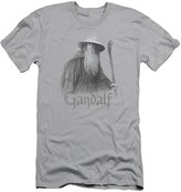 The Lord of The Rings Movie Gandalf The Grey Adult T-Shirt Tee