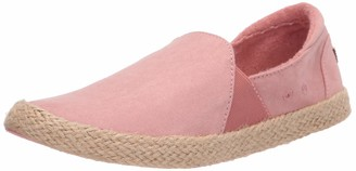 Roxy Women's Brayden Jute Slip on Sneaker Shoe