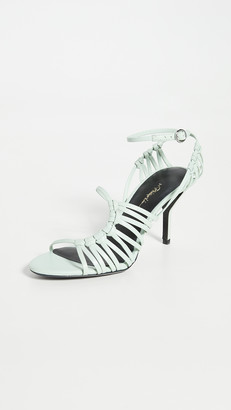 3.1 Phillip Lim 75mm Lily Strappy Sandals