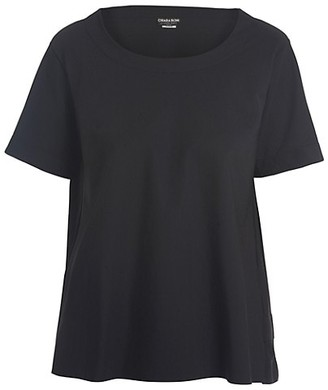 Chiara Boni Orizia Scoopneck T-Shirt