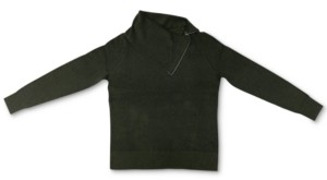 Karen Scott Cotton Cowl-Neck Sweater, Created for Macy's