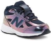 New Balance Q4 16 990 Sneaker (Baby & Toddler)