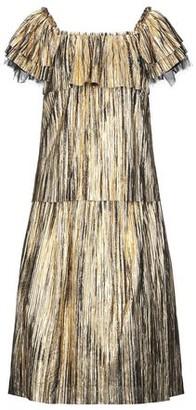 KALMANOVICH' Knee-length dress