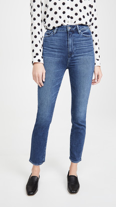 Paige Cindy Ultra High Rise Jeans