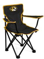 Toddler Logo Brand Missouri Tigers Portable Folding Chair
