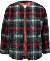 Stella Jean Checked boucl&eacute jacket