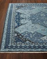 Ralph Lauren Home Reynolds Blue Rug, 8' x 10'