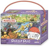 Briarpatch Madeline 63-Piece Puzzle Plus Activity Set by