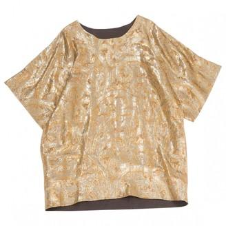 Lanvin Gold Dress for Women