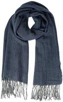 Kiomi Scarf Blue Grey