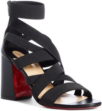 Christian Louboutin Gladiapop Elastic Sandal