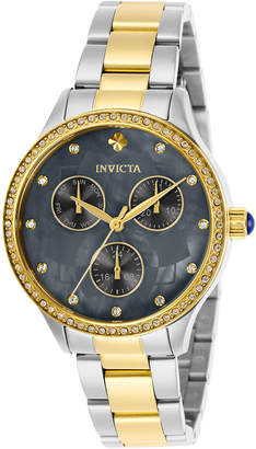 Invicta 29102 Two-Tone Wildflower Watch