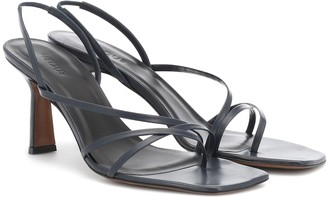 Neous Exclusive to Mytheresa Esmerelda leather sandals