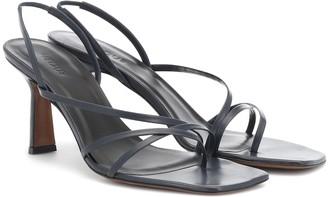 Neous Exclusive to Mytheresa Esmerelda leather sandals