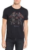 John Varvatos Men's Queen Crest Graphic T-Shirt