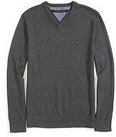Tommy Hilfiger Men's Cashmere V-Neck Sweater