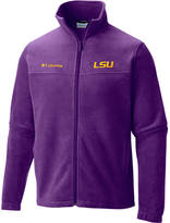 Columbia Men's LSU Tigers College Flanker II Full-ZIp Jacket