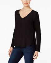 Calvin Klein Jeans Colorblocked V-Neck Top
