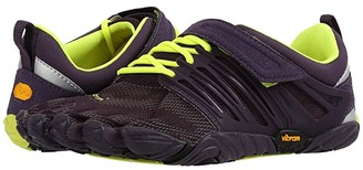Vibram FiveFingers V-Train (Nightshade/Safety Yellow) Women's Shoes