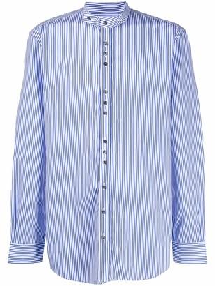 Joseph Jarvis pinstriped shirt