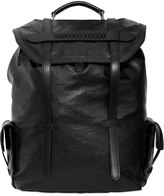 Stella McCartney Rubberized Faux Leather Backpack