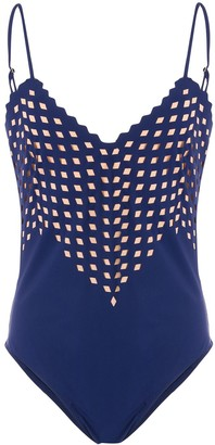 Moeva Dolly layered swimsuit
