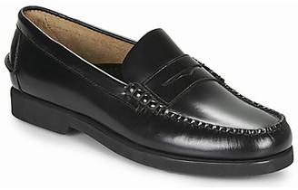 Sebago DAN POLARIS men's Loafers / Casual Shoes in Black
