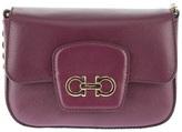 Salvatore Ferragamo calf leather 'Paris' mini bag