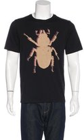 Dries Van Noten Beetle Print T-Shirt w/ Tags