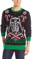 Star Wars Men's Vader Scarf Sweater