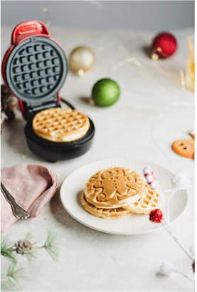 B.ella Mini-Waffle Maker Gingerbread